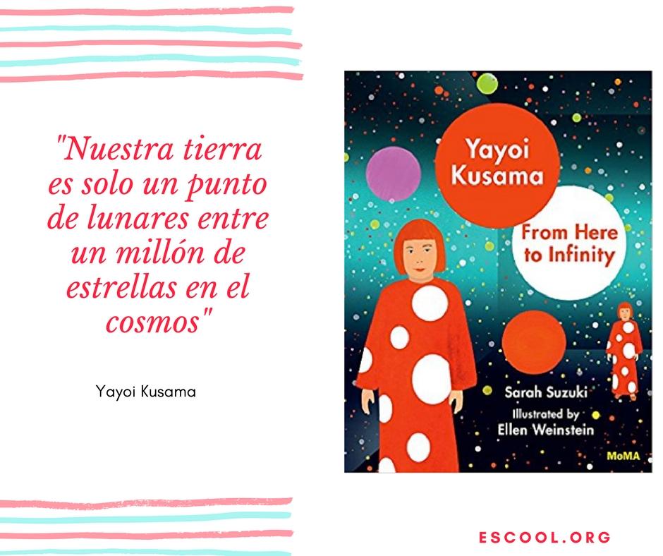 La terapia del arte y Yayoi Kusama